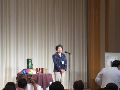 乾杯山田雅子さん