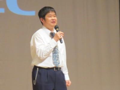 フォーデイズ社長松山FS3