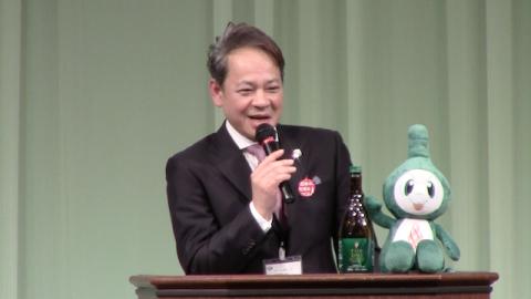 フォーデイズ常務取締役松本