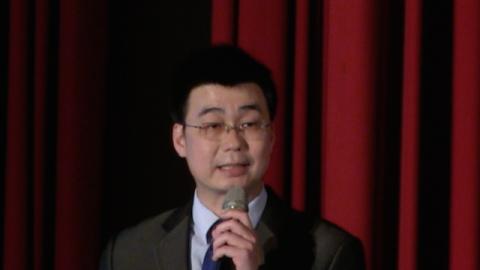 ゴールデンバイオテック社 陳博士