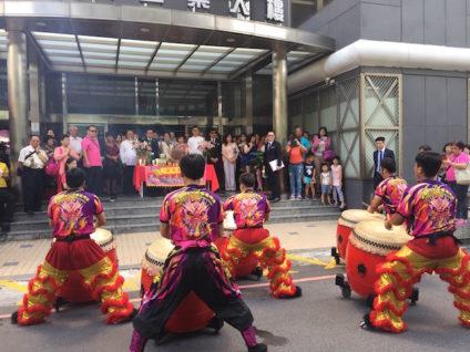 台湾フォーデイズ 台中サロン オープン