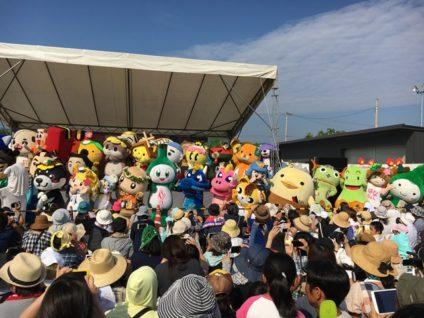 高知県須崎市ご当地ゆるキャラまつり