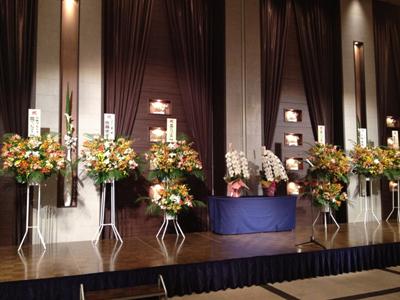 静岡オープンお祝い