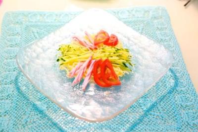 ダイエタリーLAメン料理1