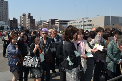 フォーデイズ春in北海道11