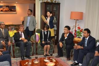 ネパール表彰6