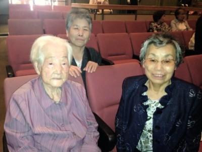 102歳の会員様