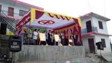 ネパール式典1