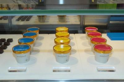 アイスクリーム3種